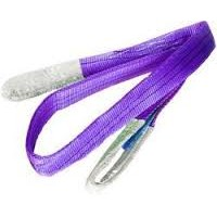 Synthetic Web Sling, 2T Capacity, 3 Mtr. Length