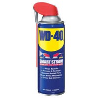 WD-40, Spray Lubricant