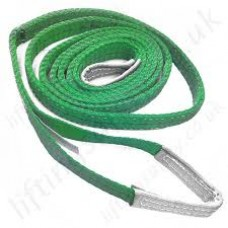 Synthetic Web Sling, 1T Capacity, 3 Mtr Length